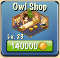 Owl Shop Facility