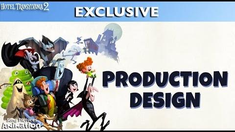 Hotel Transylvania 2 - Production Design