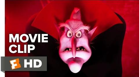 Hotel Transylvania 2 Movie CLIP - Vlad's Dramatic Entrance (2015) - Adam Sandler Animated Movie HD