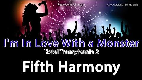 Hotel Transylvania 2 I'm In Love With a Monster Instrumental
