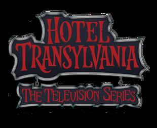 Hotel Transylvania The Television Series logo