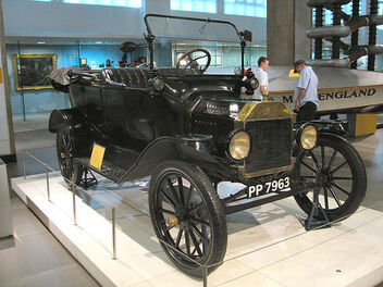 Science Museum, London - Model T Ford