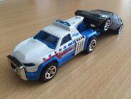 Repo Duty towing DeLorean
