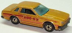 Datsun 200SX Gold