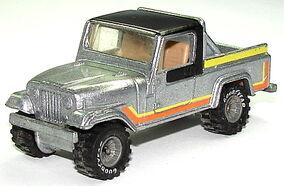 Jeep Scrambler Silv