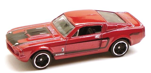 File:67shelbyGT500 Muscle Red.JPG