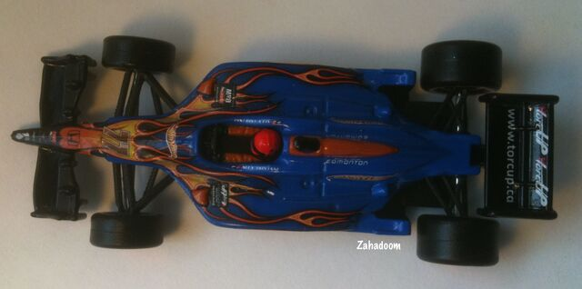 File:IZOD 2011 Hot Wheels ALEX Tagliani TOP VIEW.jpg