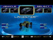 Lakester VX