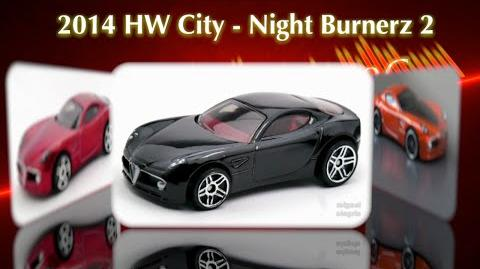 Hot Wheels - Alfa Romeo 8C Competizione - Yonk Collection Dubstep Montage