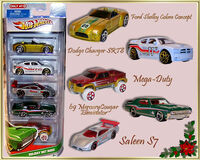 2011 Holiday Hot Rods Target Exclusive