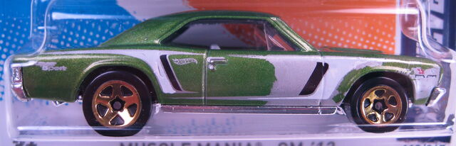 File:67 Chevelle SS 396 Muscle Mania 12 error tampos gone crazy.JPG