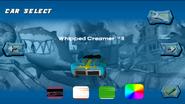 Whip Creamer II Track Attack