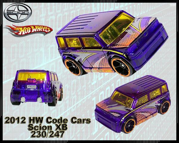 File:2012 HW Code Cars Scion XB 230-247.jpg