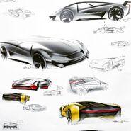 El Viento sketches