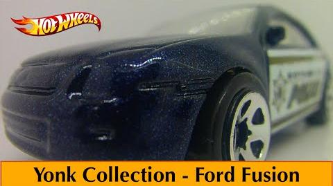 Hot Wheels - Ford Fusion - Yonk Collection Dubstep Montage