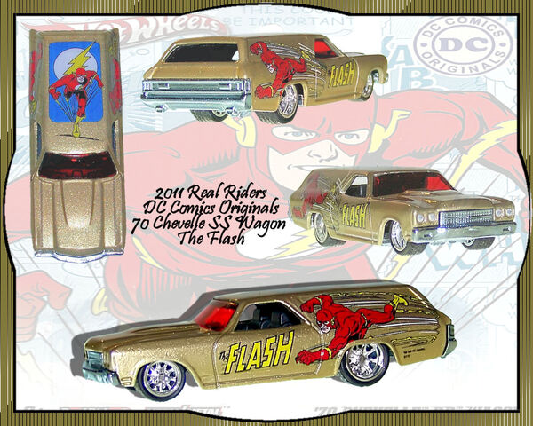 File:2011 HW Real Riders DC Comics Originals 70 Chevelle SS Wagon The Flash.jpg