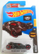 Tumbler, TDK Batmobile (Red) Batman 3 - 16 Cx