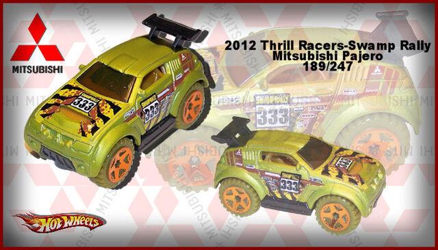 File:2012 Thrill Racers Swamp Rally Mitsubishi Pajero.jpg