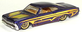 '65 Chevy Impala Prpl