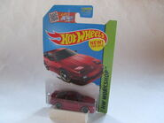 Carded 96 Nissan 180SX Type X