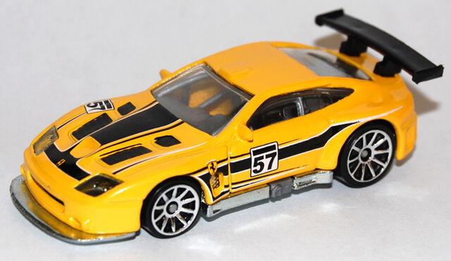 File:Ferrari 575 GTC Yellow.jpg