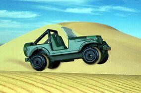 Header Roll Patrol Jeep CJ - 0141ff