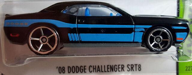 File:2013 HW Workshop '08 Dodge Challenger SRT8 Black (1).jpg