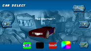 The Govner Was Playable in Hot wheels Track Attack As Beginning Car