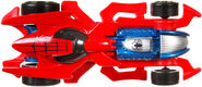 BDM72 Hot Wheels Marvel Character Cars - Spiderman HW Marvel Cars Spiderman XXX 1