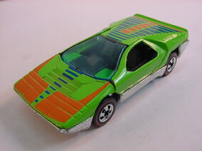Lt Green Carabo 1974