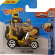 Grass Chomper package front