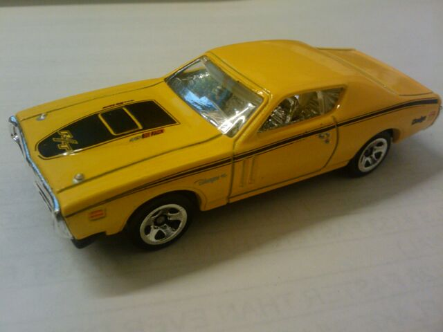 File:Yellow 71 dodge charger.jpg