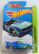 Custom 12 Ford Mustang (Blu) - Work 240 - 15