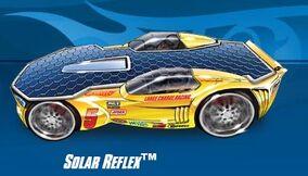 Solar Reflex-Phil R