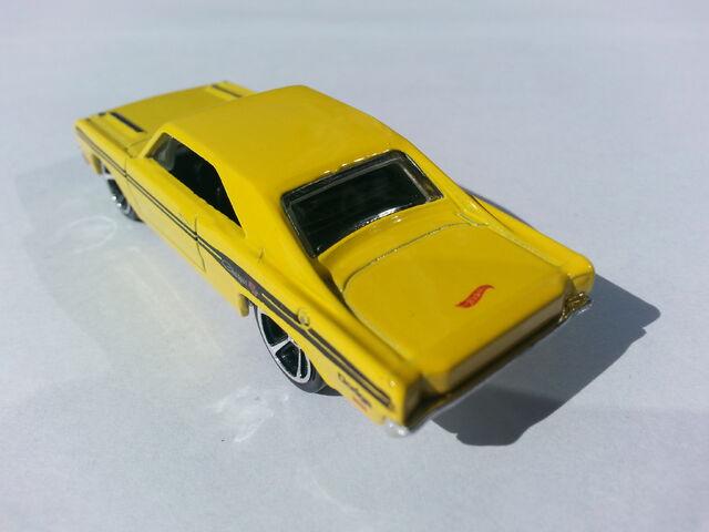 File:1974 Brazilian Dodge Charger rear.jpg
