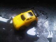 Bath Bomb Car