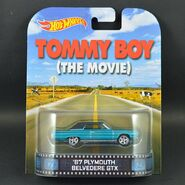Hot Wheels Tommy Boy (The Movie) '67 Plymouth Belvedere GTX
