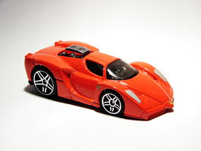 Ferrari Enzo Tooned 01