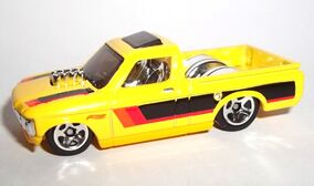 HW-2016-148-Custom '72 Chevy Luv-HotTrucks
