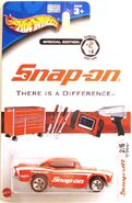 2004 SnapOn card