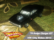 70 Dodge Charger 2013