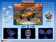 Cat-A-Pult was Playable in Hot wheels mechanix PC 1999 Terrorific Series
