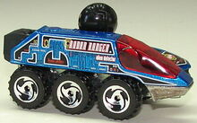 Radar Ranger BluR
