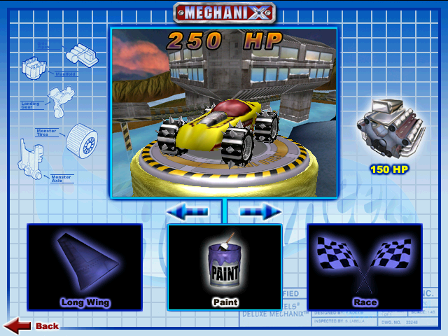File:Silhouette II was Playable in Hot Wheels Mechanix PC 2002 Hot Wheels.PNG