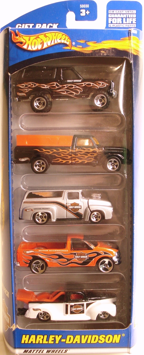 2017 Ford Bronco >> Harley-Davidson 5-Pack | Hot Wheels Wiki | FANDOM powered by Wikia