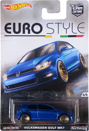 Volkswagen Golf Mk7 package front