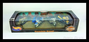 HARLEY-DAVIDSON Rumble Road 1999