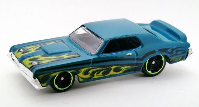 File:'69 Mercury Cougar Eliminator-2014 219.jpg