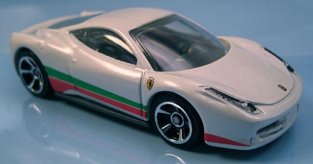 File:Ferrari 458 Italia white.JPG