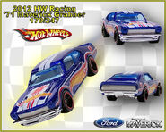 2012 HW Racing 71 Maverick Grabber 179-247